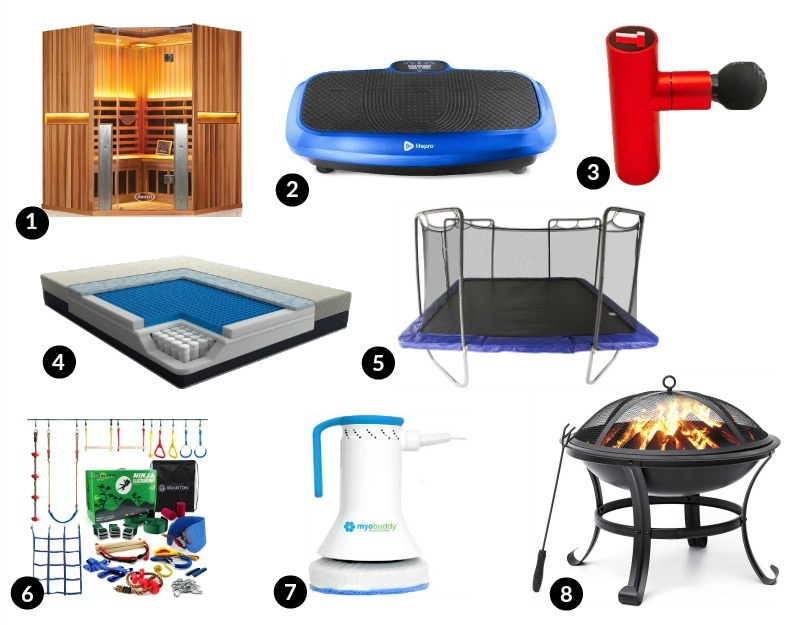 healthy gift guide fitness