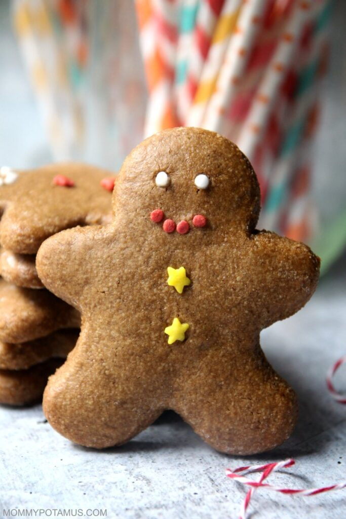 gingerbread cookies recipe soft