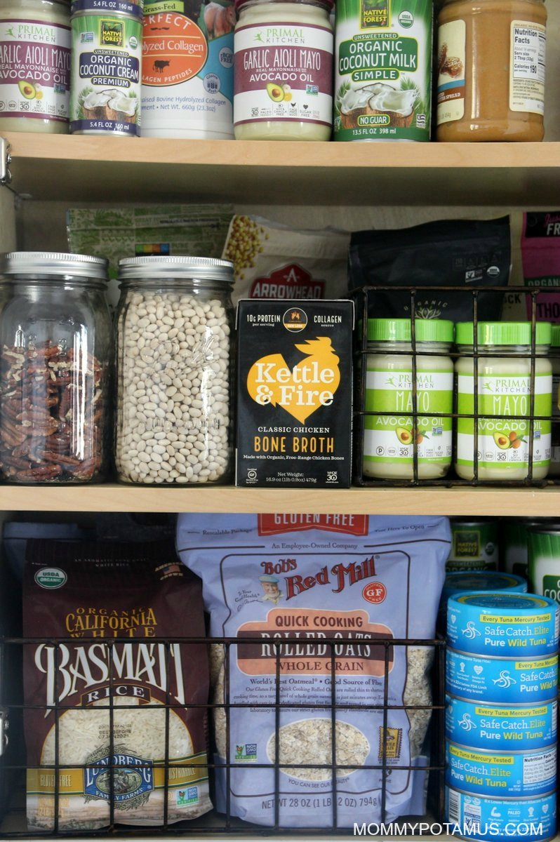 stocking real food pantry essentials emergencies