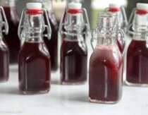 How To Make Fizzy Elderberry Soda