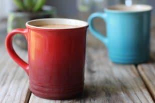 vanilla adaptogen latte