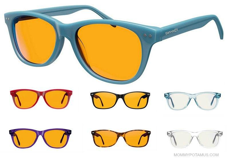 best blue light glasses for kids