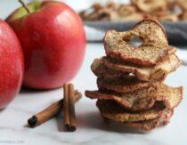Easy Baked Cinnamon Apple Chips Recipe