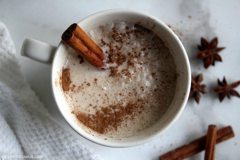 chai moon milk recipe