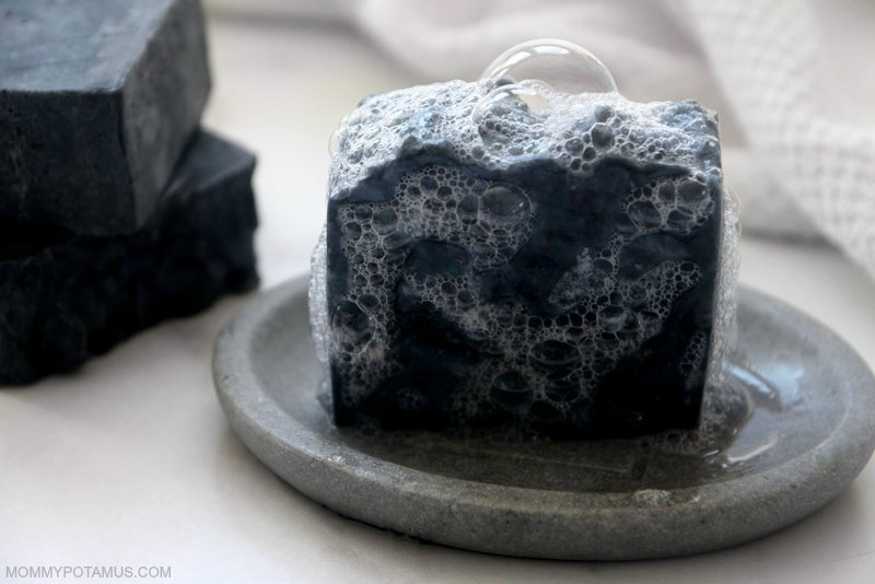homemade activated charcoal soap recipe