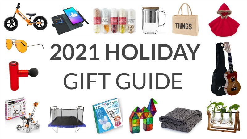 natural healthy holiday gift guide