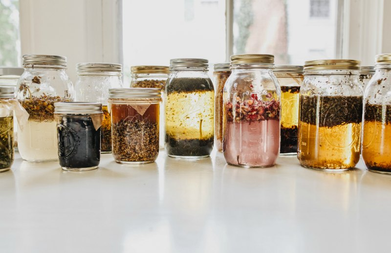 Herbal Academy infusions