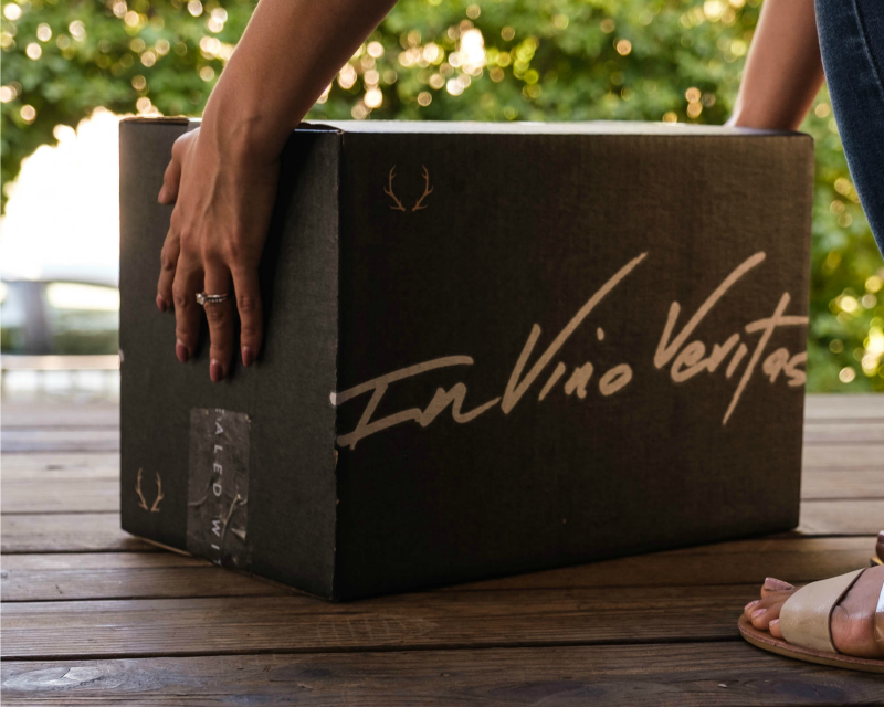 dry farm wine gift box