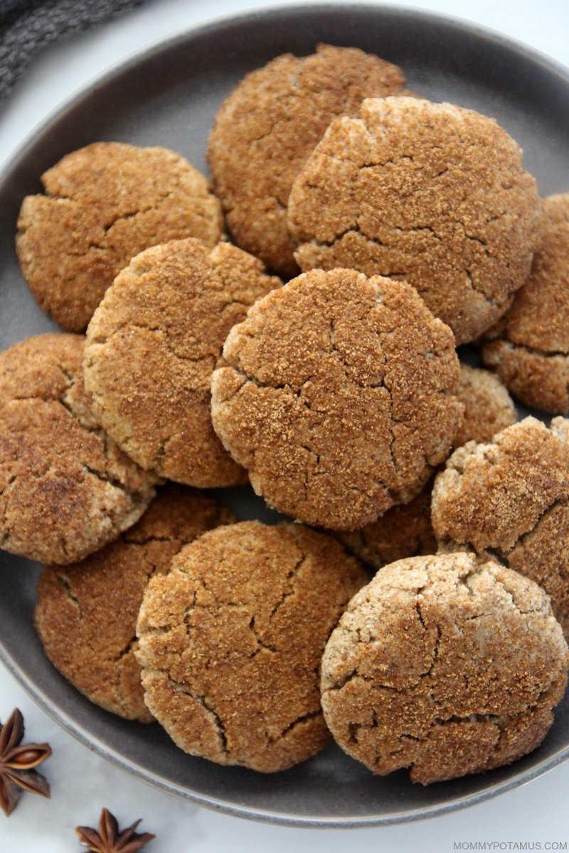 chai cookies recipe gluten free paleo