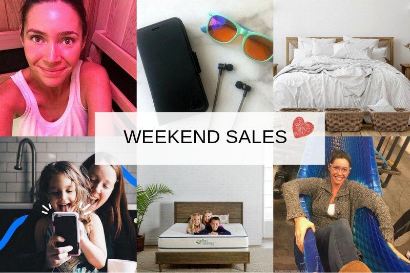 weekend sales memorial day