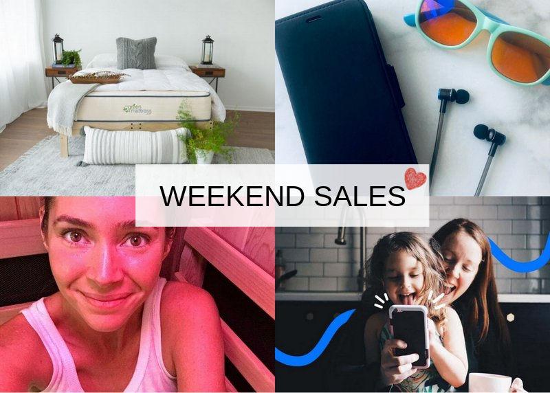 Weekend Sales 800