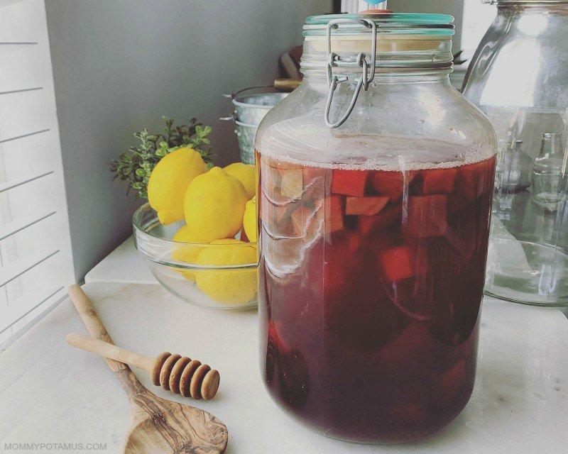 Beet Kvass Recipe
