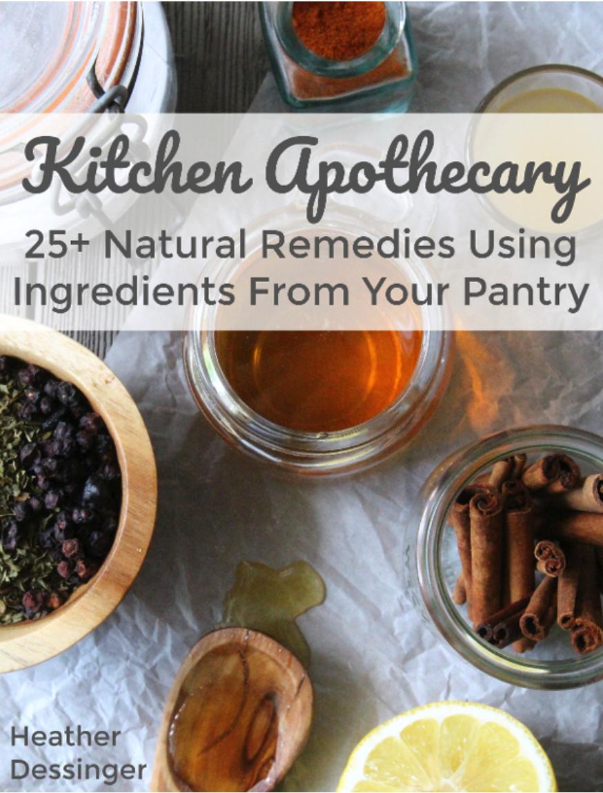 Kitchen Apothecary E-Book