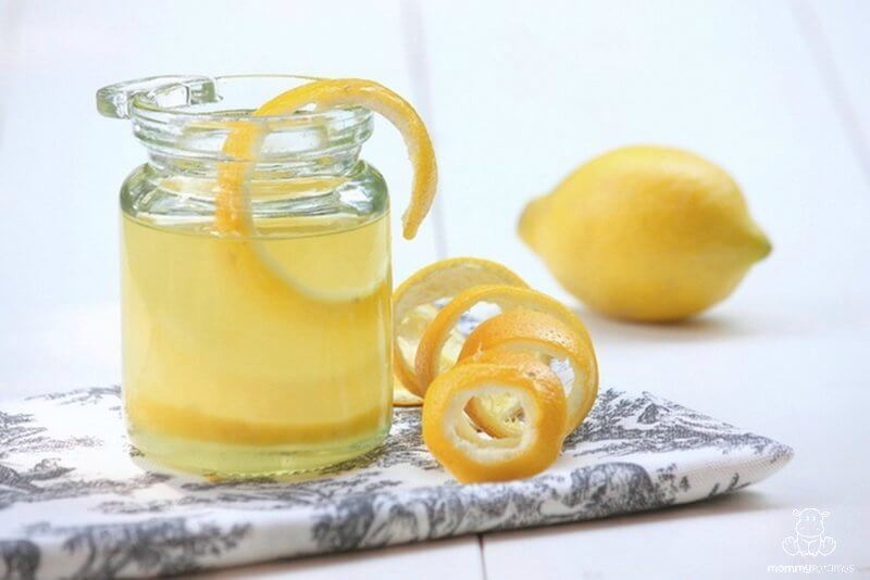 lemon oil recipe