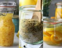 Leftover Lemon Peels? Here Are 10 Ways to Use Them