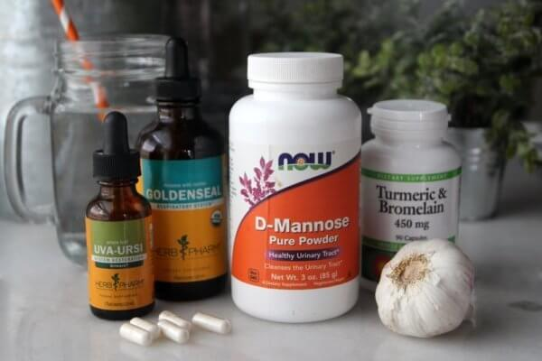 Home Remedies for a UTI